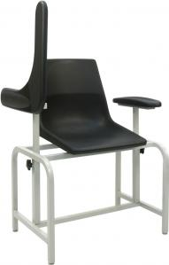 Blood Drawing Chair, New, Black