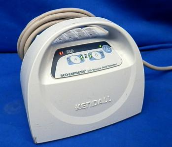 Kendall 9525 SCD Express with Vascular Refill Detection, 90 Day Warranty
