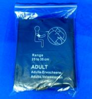 Blood Pressure Cuff, Adult, Reusable, New