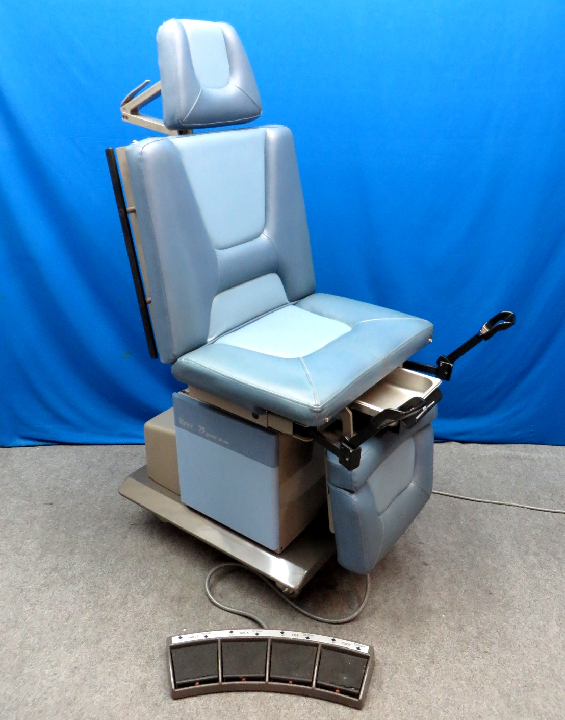 Ritter 75 Special Edition Power Exam Table Chair Minor
