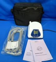 Puritan Bennett Sandman Intro CPAP unit with Hose and Case.  NEW in Box, 90 Day Warranty
