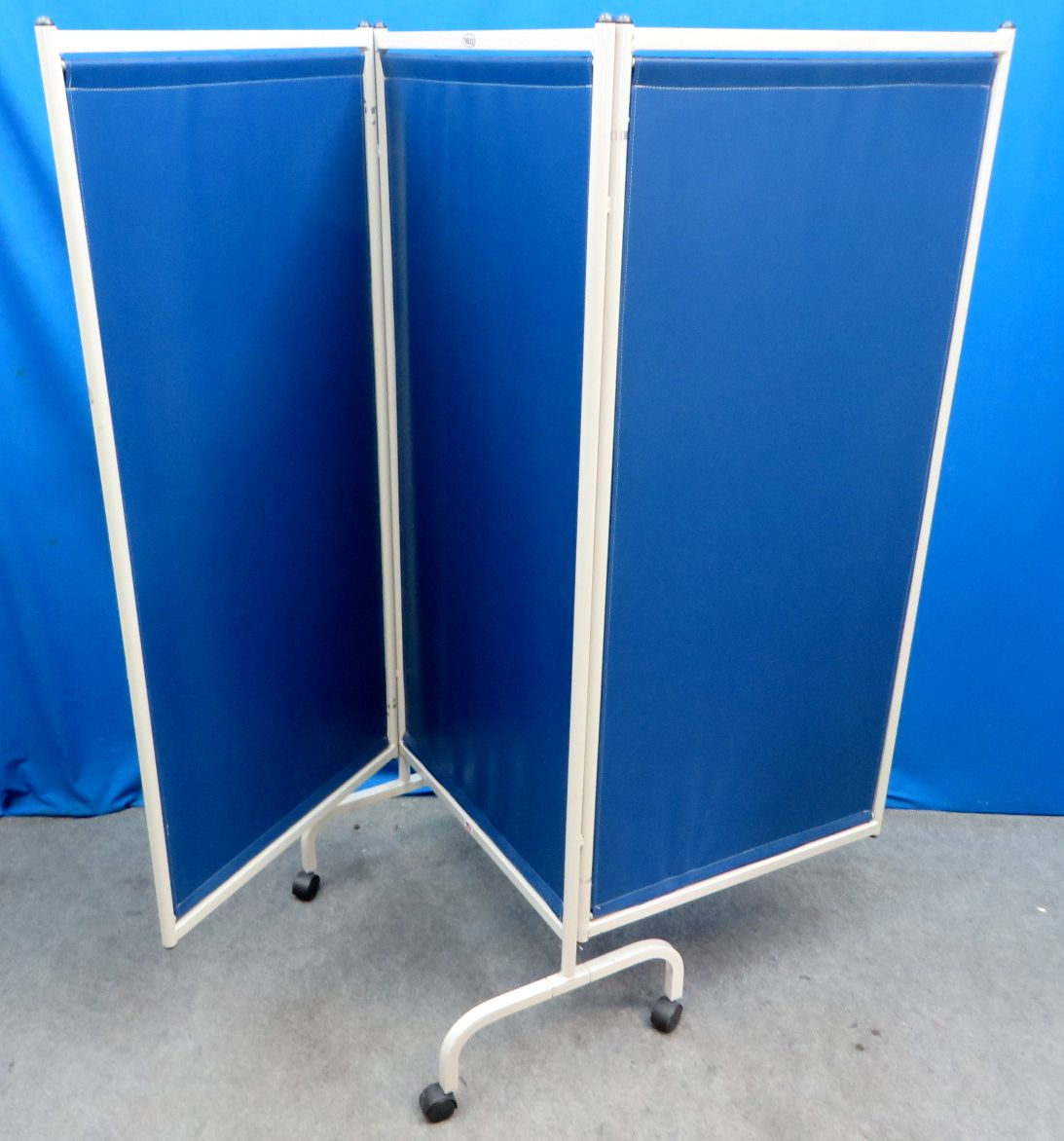 Winco Privess Elite Privacy Screen 3 Section Folding On