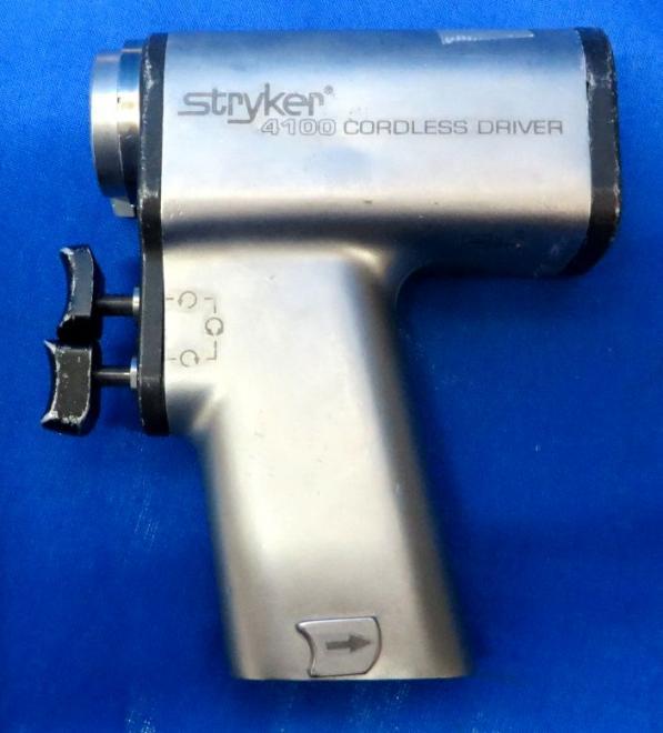 Stryker 4100 Cordless Driver.