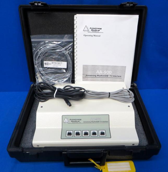 Armstrong Medical AP-900 Armstrong Rhythmsim TV Interface.