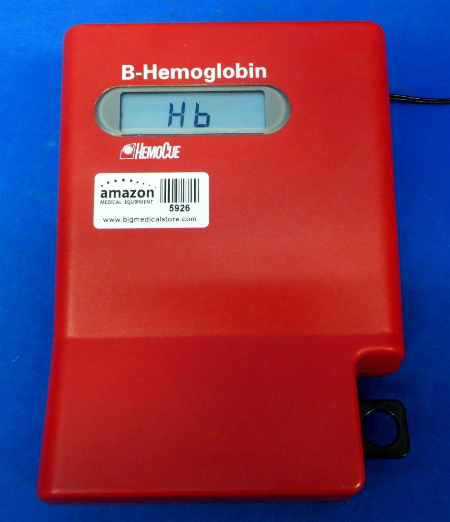 hemocue machine