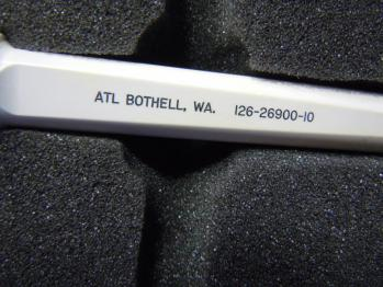 ATL GE 2.0 MHz 126-26900-10 Probe Transducer