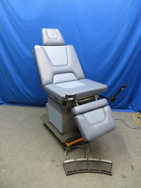 Ritter 75 Special Edition Power Exam Chair 90 Day Warranty