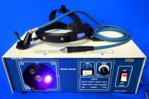 Cuda M2-300 Dual Light Source and Fiber Headlamp Headset