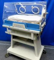 AIR SHIELDS C300 Isolette Infant Incubator, 90 Day Warranty