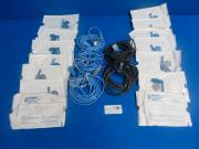 Respiratory Support Products Skin Temperature Sensor, Thermocouple Type T, Lot of Accessories, 90 Day Warranty