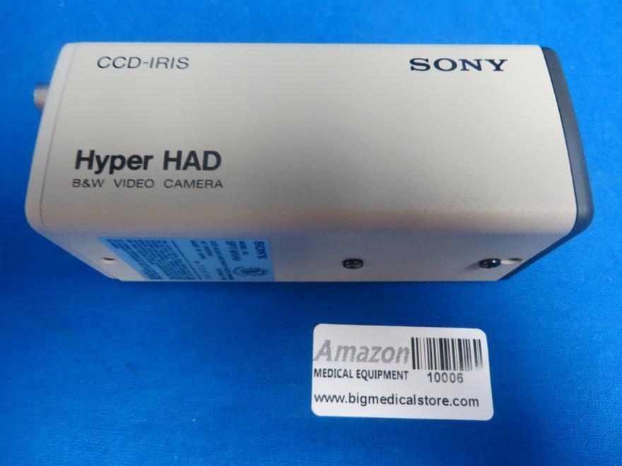 Sony CCD-IRIS Hyper HAD B&W Video Camera, 90 Day Warranty