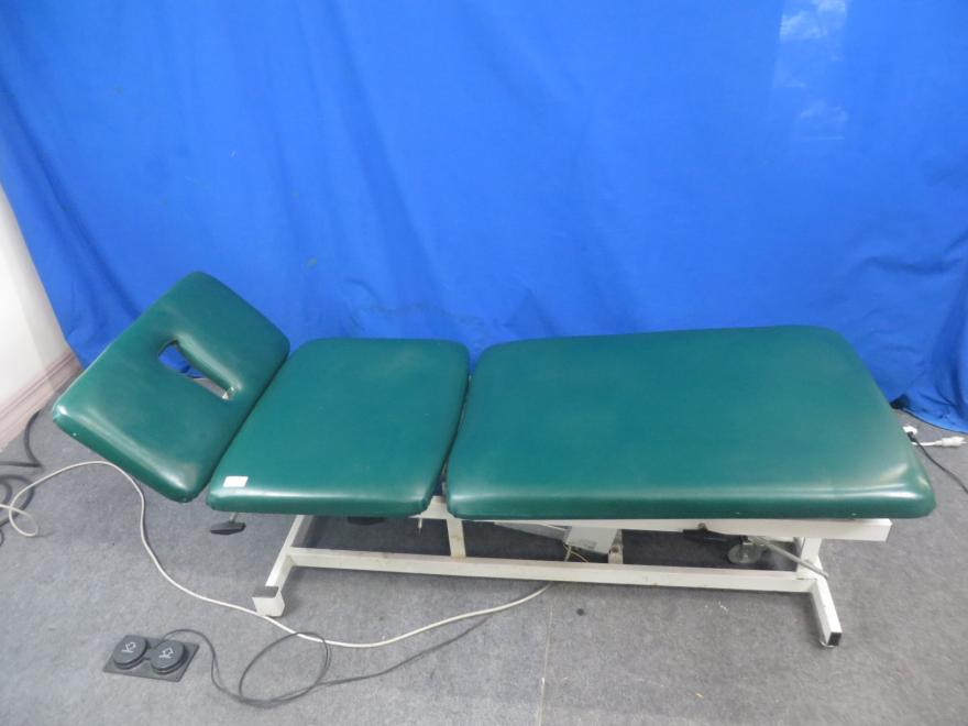Citadl A370509 Therapy Exam Table with Foot Pedal, High/ Low, 90 Day Warranty