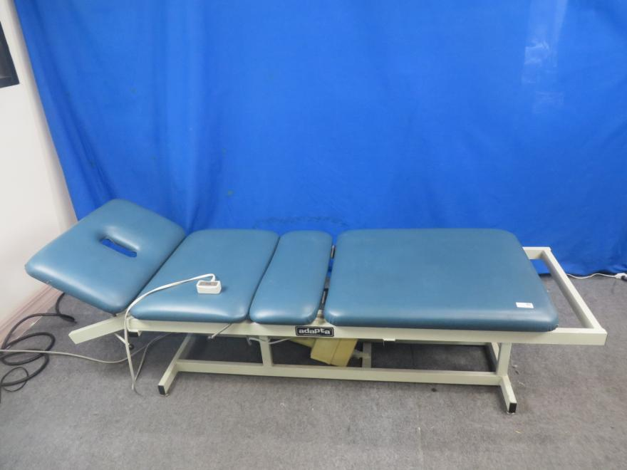 Chattanooga Adapta Therapy Hi-Low Exam Table with Footswitch, 90 Day Warranty