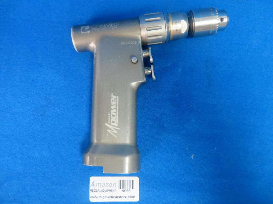 Hall Conmed Linvatec PRO6202 Mpower Dual Trigger Modular Drill/reamer with Jacobs, 90 Day Warranty