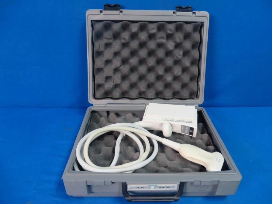 Siemens Acuson 15L8W Ultrasound Transducer Probe for Sequoia System with Case, 90 Day Warranty