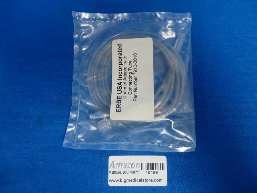 ERBE 7910-3010 Channel Adaptor with Connecting Tube, 90 Day Warranty