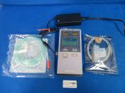 Nellcor N-85 Microstream Monitor Handheld Capnograph/Pulse Oximeterwith Adaptor and Accessories, 90 Days Warranty