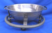 Kickbucket, Large Oval with Stand Kick Bucket