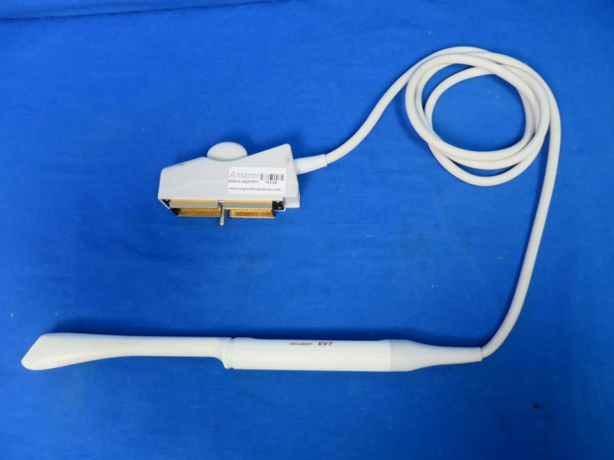 Acuson Siemens EV7 Ultrasound Intracavity Transducer Vaginal Probe, 90 Day Warranty