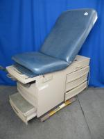 Ritter/Midmark 304 Examination Table with Stirrups and Urology Tray, 90 Day Warranty