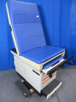 Midmark 404 Examination Table with Stirrups and Urology Tray, 90 Day Warranty