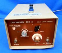 Olympus CLK-3 Cold Light Supply Source Endoscope