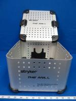 Stryker 5400-705 Bone Mill Sterilization Case, 90 Day Warranty
