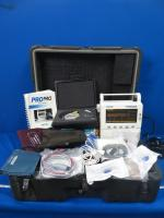 Welch Allyn Propaq 106EL Co2 Patient Monitor, EKG, NIBP, with Case and more included, 90 Day Warranty