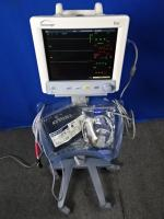 Datascope Trio Patient Monitor with more included, 90 Days Warranty