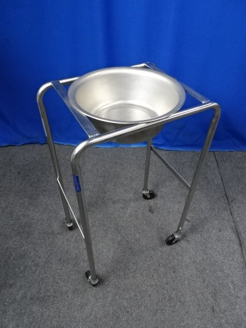 Brewer Stainless Steel Bucket with Cart, 90 Days Warranty
