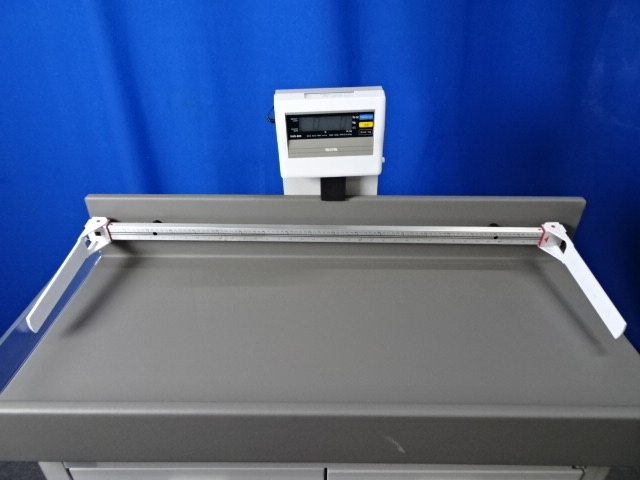 Detecto 3P70 Scale with Height Bar, 90 Day Warranty
