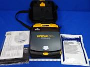 Medtronic Lifepak CR Plus CPR Max 1.5 with Disposable Electrodes and Operators Manual with CD, 90 Days Warranty