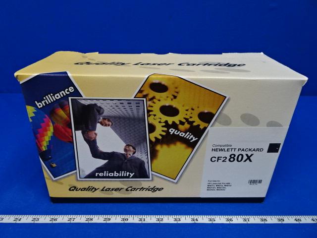 HP CF280X Hewlett Packard Black Compatible Cartridge, 90 Days Warranty