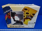 HP UNI42-43CPP Hewlett Packard Black Compatible Cartridge, 90 Day Warranty