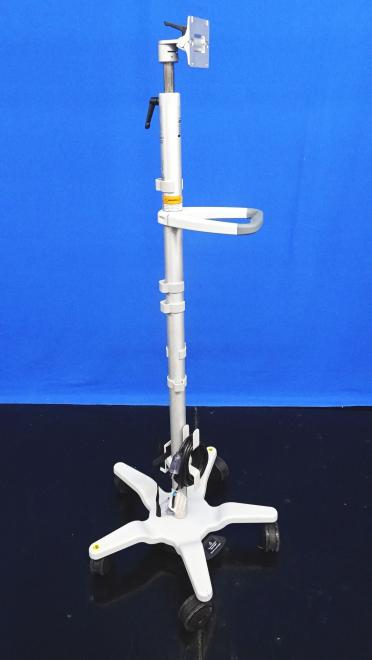 Stryker 240-099-110 Flat Panel Roll Stand Pole Max Load: 20lbs / 9Kg, 90 Days Warranty