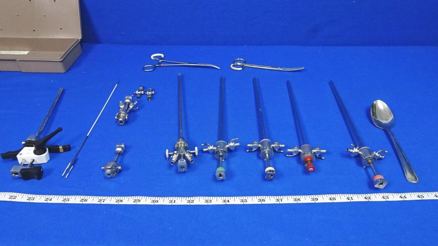ACMI Elite Resectoscope Cystoscope Set Including more, 90 Day Warranty