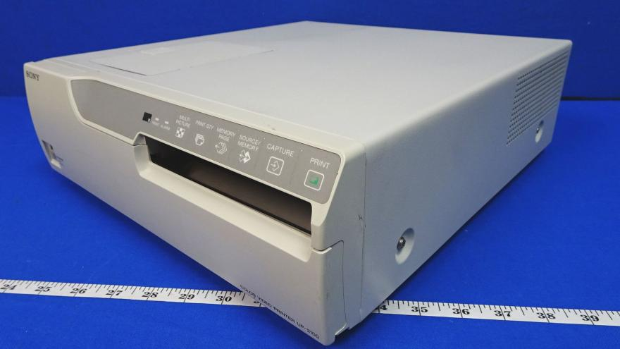 Sony UP-2100 Color Video Printer, 90 Day Warranty