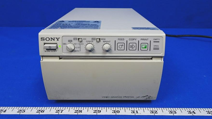 Sony UP-20 Color Video Printer, 90 Day Warranty