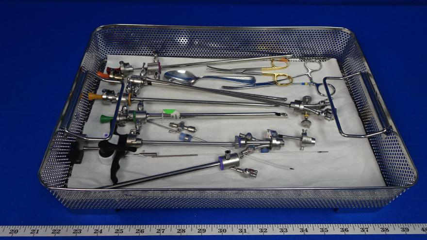 ACMI Elite Cystocope Instrument Set with more included, 90 Day Warranty