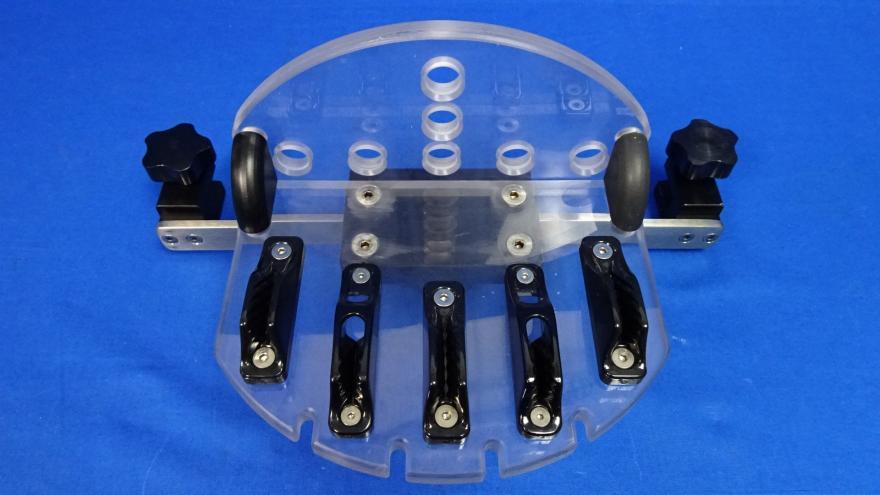 Allen A-20750 Schlein Hand Positioner, 90 Day Warranty