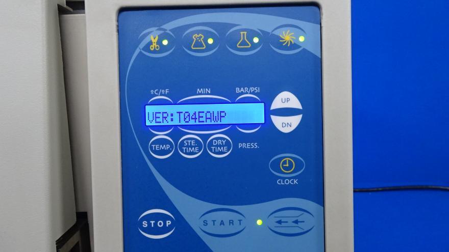 Tuttnauer EZ9 2340EA Fully Automatic Autoclave Steam Sterilizer, Refurbished, 90 Day Warranty