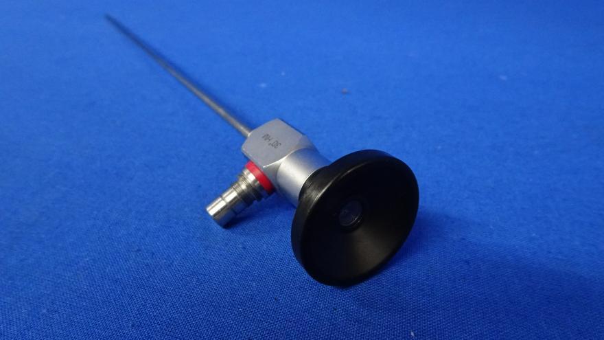 Gyrus 714620 30 Degree Hm 4Mm Rigid Cystoscope Autoclavable, 90 Day Warranty