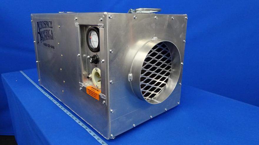 Aerospace 500 Mag Aeroclean Negative Air Scrubber Machine, 90 Day Warranty