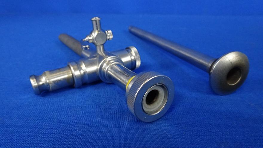 Storz 26020 AP Trocar Sheath with Conal Trocar, 90 Day Warranty