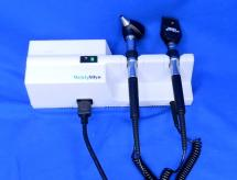 Welch Allyn 76710 Opthalmoscope Otoscope Transformer with Heads